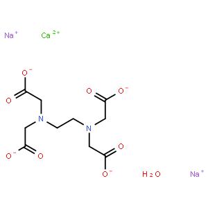 乙二胺四乙酸二钠钙盐