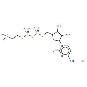 5-胞苷二磷酸单钠盐