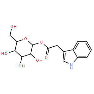 Indole-3-acetyl β-D-