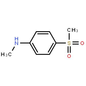 N-甲基-4-(甲基磺酰基)苯胺盐酸盐