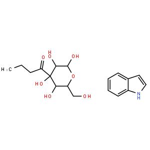 Indole-3-butanoyl β-