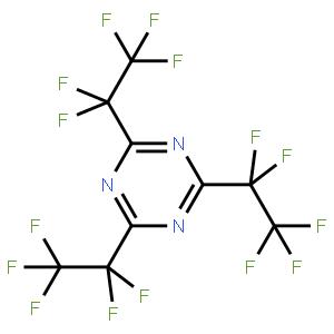 2,4,6-三(五氟乙基)-1,3,5-三嗪
