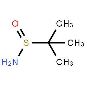 (S)-(-)-叔丁基亚磺酰胺
