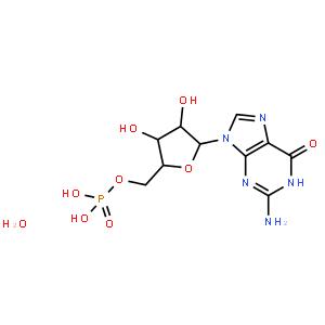 鸟苷5'-单磷酸水合物