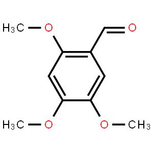 2,4,5-三甲氧基苯甲醛