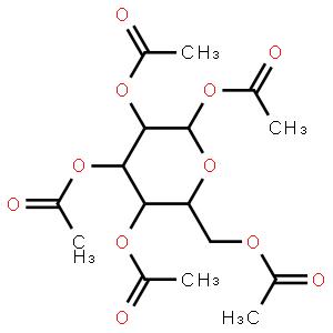 五-O-乙酰基-β-D-吡喃葡萄糖