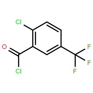 2-氯-5-(三氟甲基)苯甲酰氯