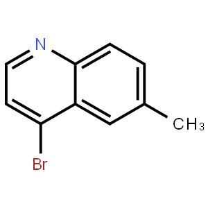 4-Bromo-6-methylquinoline