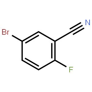 5-溴-2-氟代苯腈