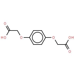 Hydroquinone-O,O'-diacetic acid