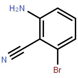 2-氨基-6-溴苯腈