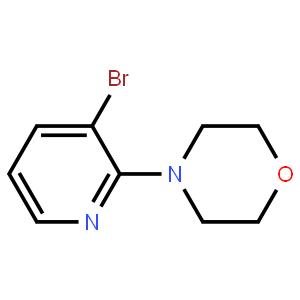 3-Bromo-2-morpholinopyridine