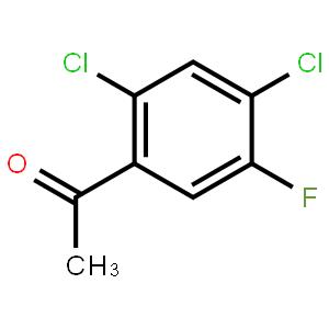 2',4'-二氯-5'-氟苯乙酮