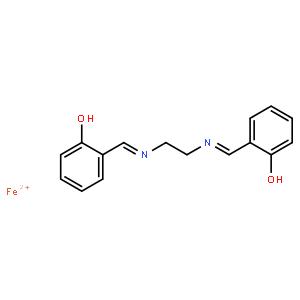 N,N'-双(水杨醛缩)乙二胺铁(II)