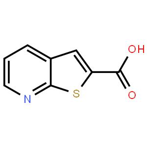 噻吩并[2,3-B]吡啶-2-甲酸