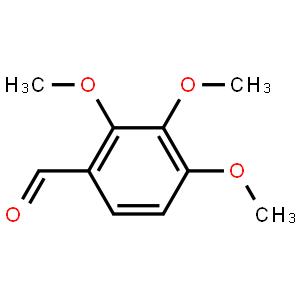 2,3,4-三甲氧基苯甲醛