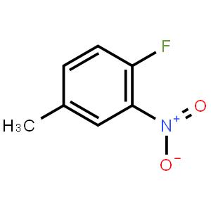 4-氟-3-硝基甲苯