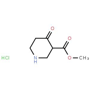 3-甲氧羰基-4-哌啶酮 盐酸盐