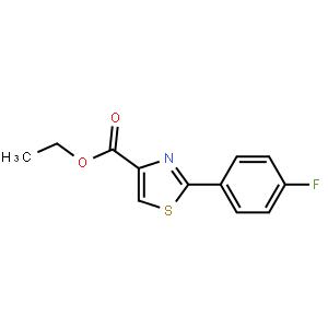 2-(4-Fluorophenyl)thiazole-4-carboxylic acid ethyl ester