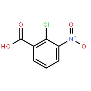 2-氯-3-硝基苯甲酸
