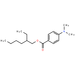 对二甲氨基苯甲酸异辛酯