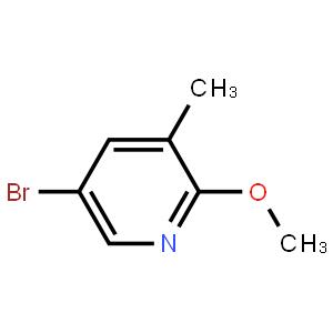 5-溴-2-甲氧基-3-甲基吡啶