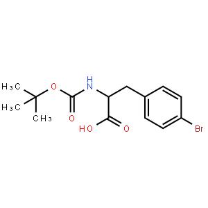 (S)-N-BOC-4-溴苯丙氨酸