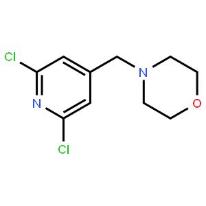 4-((2,6-Dichloropyridin-4-yl)methyl)morpholine