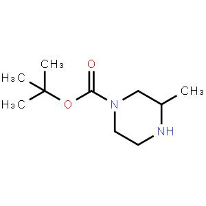 R-(+)-1-Boc-3-甲基哌嗪