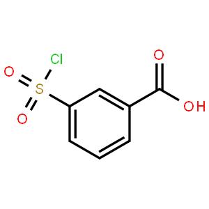 3-(氯磺酰基)苯甲酸
