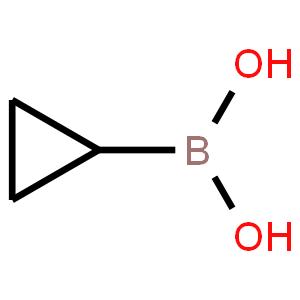 環丙基硼酸(含有數量不等的酸酐)