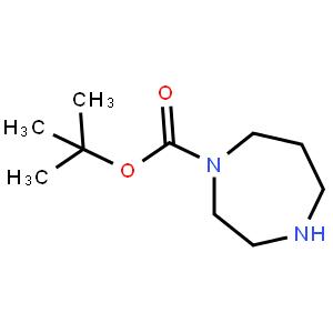 1,4-二氮杂环庚烷-1-甲酸叔丁酯