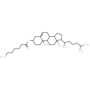 庚酸胆固醇酯