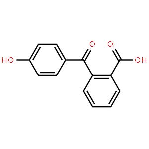 2-(4-羟基苯甲酰)苯甲酸