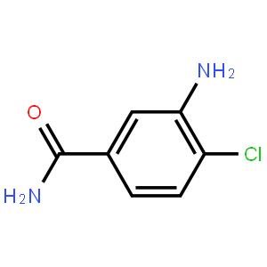 3-氨基-4-氯苯甲酰胺
