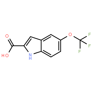 5-(Trifluoromethoxy)indole-2-carboxylic acid