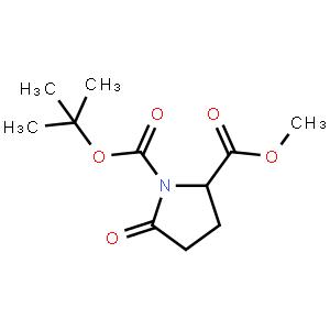 Methyl N-(tert-Butoxycarbonyl)-L-pyroglutamate