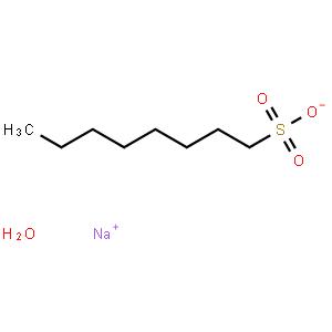 1-辛烷磺酸钠,一水