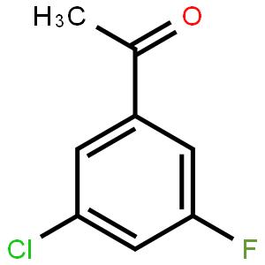 3'-氯-5'-氟苯乙酮