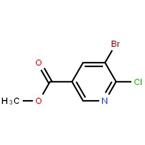 5-溴-6-氯煙酸甲酯