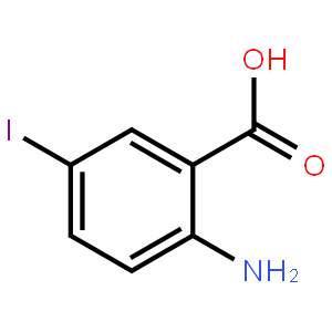 5-碘代邻氨基苯甲酸