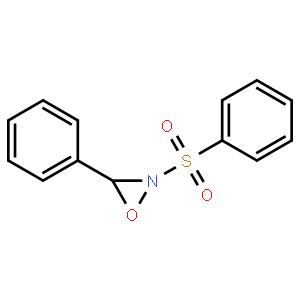 3-Phenyl-2-(phenylsulfonyl)-1,2-oxaziridine