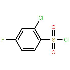 2-氯-4-氟苯磺酰氯