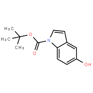 N-Boc-5-羟基吲哚