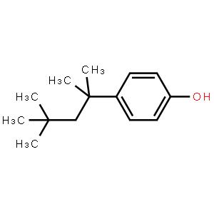 4-叔辛基苯酚