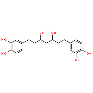 (3R,5R)-3,5-dihydroxy-1,7-bis(3,4-dihydroxyphenyl)heptane