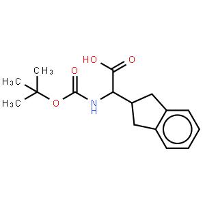 Boc-d-(2-inda)gly-oh