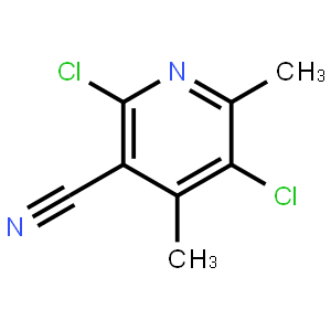2,5-二氯-4,6-二甲基烟腈