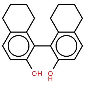 (S)-(-)-5,5',6,6',7,7',8,8'-八氢-1,1'-二-2-萘酚