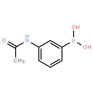 3-乙酰胺基苯硼酸